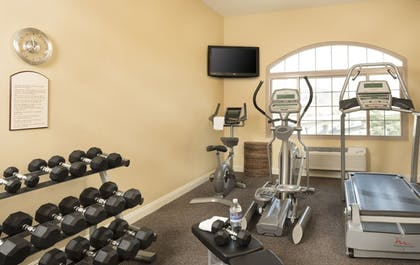 Fitness Facility | Ayres Suites Diamond Bar