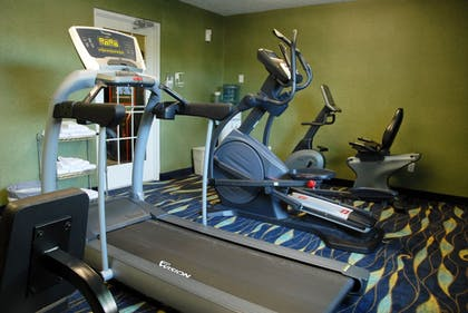 Fitness Facility | Sugar Beach Resort Hotel