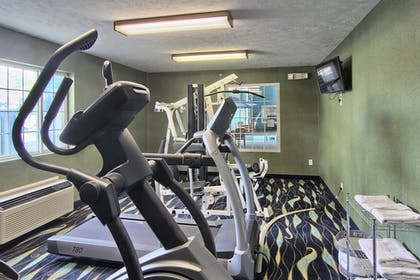 Gym | Sugar Beach Resort Hotel