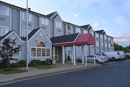 View from Property | Econo Lodge & Suites Greenville