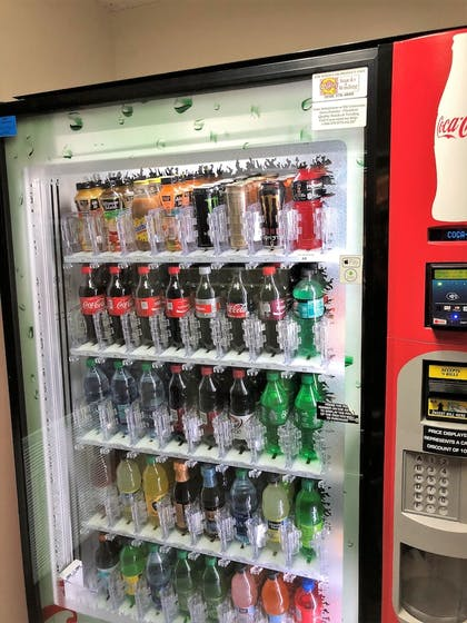 Vending Machine | Microtel Inn & Suites by Wyndham Tallahassee