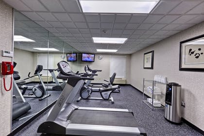 Fitness Facility | Holiday Inn Express Chillicothe East
