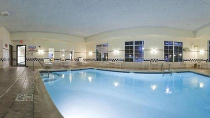 Indoor Pool | Holiday Inn Express Pendleton