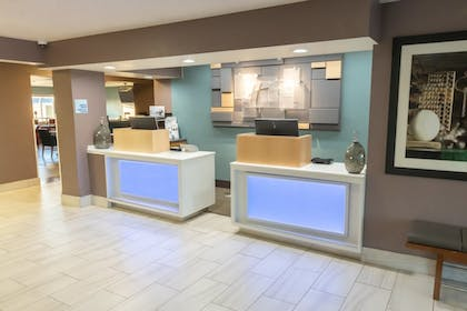 Interior | Holiday Inn Express Pendleton