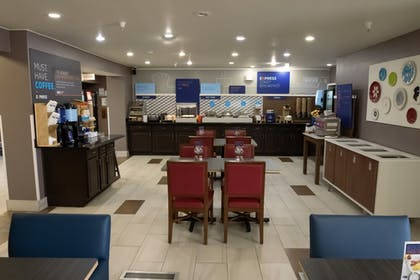 Restaurant | Holiday Inn Express Pendleton