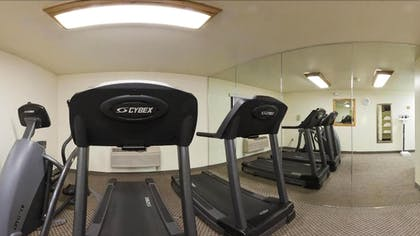 Fitness Facility | Holiday Inn Express Pendleton
