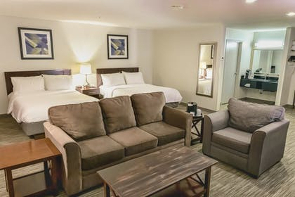 Room | Holiday Inn Express Pendleton