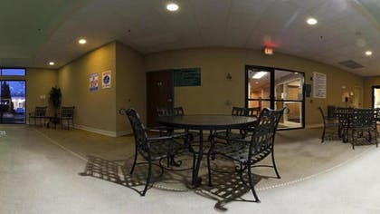 Terrace/Patio | Holiday Inn Express Germantown - NW Milwaukee