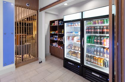 Vending Machine | Holiday Inn Express Hotel & Suites Downtown Minneapolis