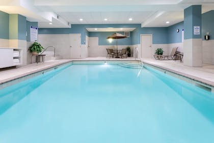 Pool | Holiday Inn Express Hotel & Suites Downtown Minneapolis