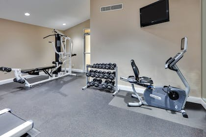 Fitness Facility | Candlewood Suites Market Center