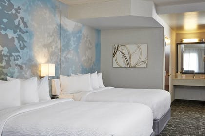 Guestroom | Courtyard by Marriott Bloomington by Mall of America