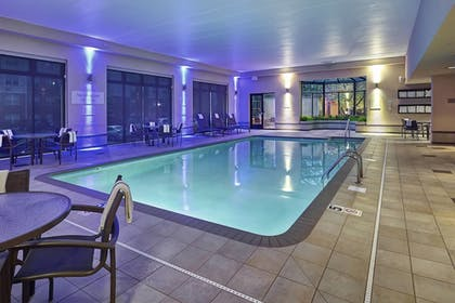 Pool | Courtyard by Marriott Bloomington by Mall of America