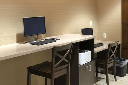 Business Center | Courtyard by Marriott Bloomington by Mall of America
