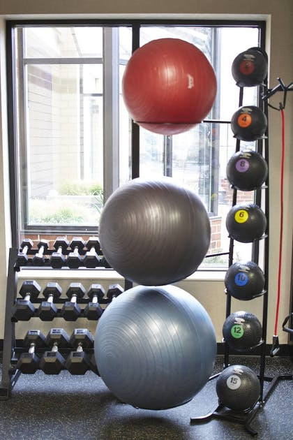 Sports Facility | Courtyard by Marriott Bloomington by Mall of America