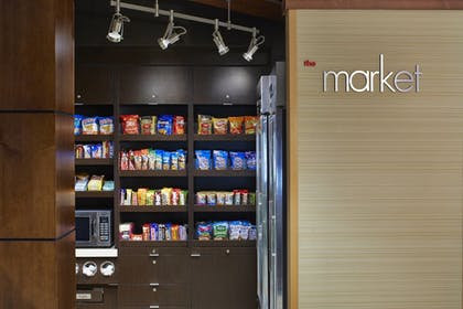 Snack Bar | Courtyard by Marriott Bloomington by Mall of America