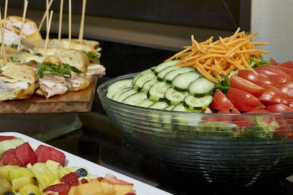 Food Court | Courtyard by Marriott Bloomington by Mall of America