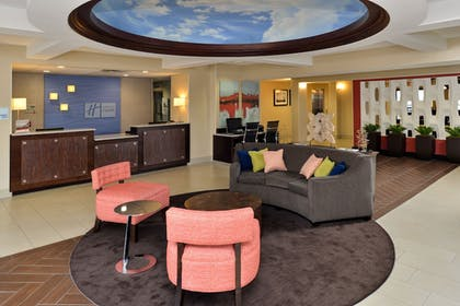 Lobby | Holiday Inn Express Hotel & Suites Tampa-Rocky Point Island