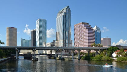 Point of Interest | Holiday Inn Express Hotel & Suites Tampa-Rocky Point Island