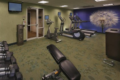 Fitness Studio | Springhill Suites by Marriott