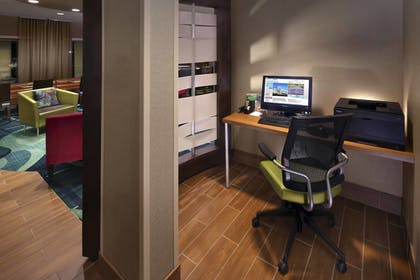 Business Center | Springhill Suites by Marriott