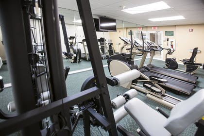 Fitness Facility | Best Western Plus Ambassador Suites Venice