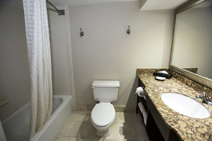 Bathroom | Best Western Plus Ambassador Suites Venice