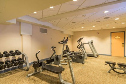 Gym | Ambassador Hotel - Milwaukee