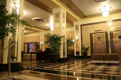 Interior Entrance | Ambassador Hotel - Milwaukee