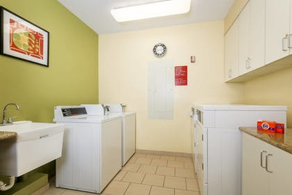 Laundry Room | TownePlace Suites Houston Brookhollow