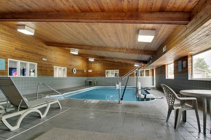 Indoor Pool | EverSpring Inn & Suites