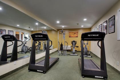 Gym | EverSpring Inn & Suites