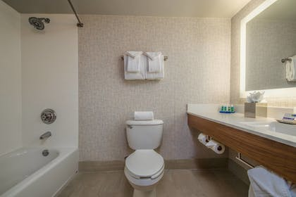 In-Room Amenity | Holiday Inn Express Hotel & Suites Phoenix-Airport