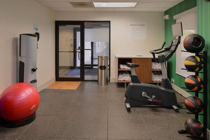 Fitness Facility | Holiday Inn Express Olean