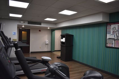 Fitness Facility | Holiday Inn Express & Suites Brentwood North-Nashville Area