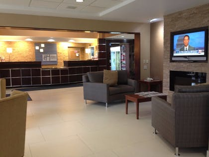 Lobby | Holiday Inn Express Hotel & Suites West Chester