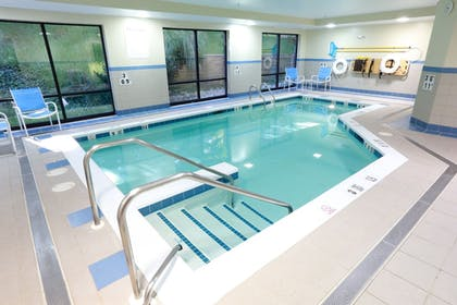 Pool | Holiday Inn Express Hotel & Suites West Chester