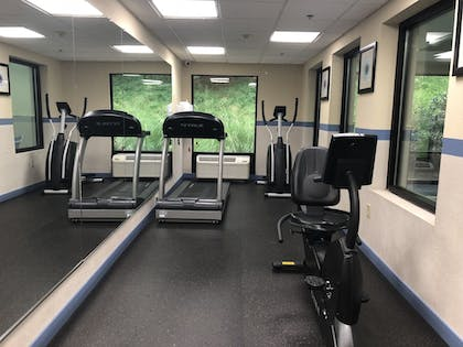 Fitness Facility | Holiday Inn Express Hotel & Suites West Chester