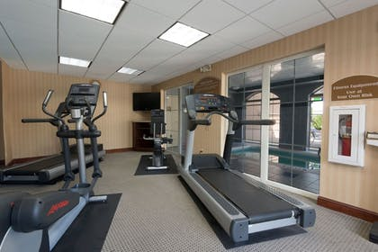 Fitness Facility | Holiday Inn Express Hotel & Suites Asheville-Biltmore Square
