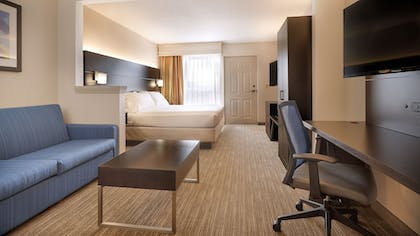 Guestroom | Holiday Inn Express Hotel & Suites Asheville-Biltmore Square