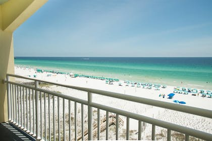 View from Hotel | Best Western Ft. Walton Beachfront