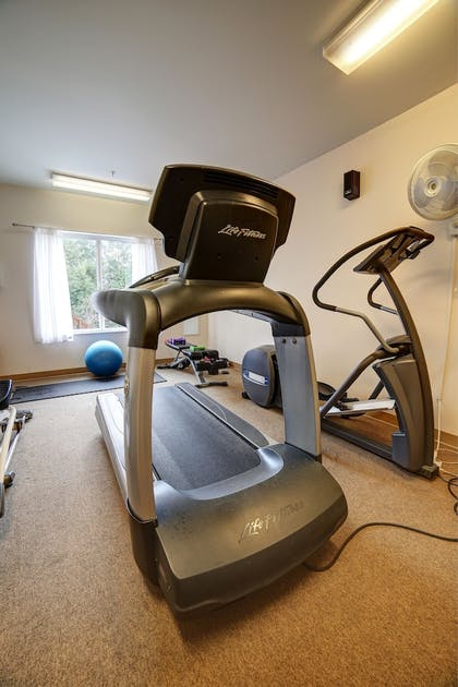 Fitness Facility | The INN at Gig Harbor
