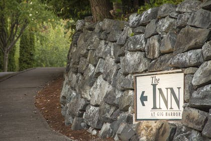 Exterior detail | The INN at Gig Harbor