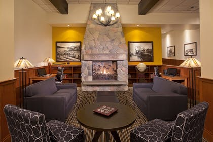 Interior Entrance | The INN at Gig Harbor