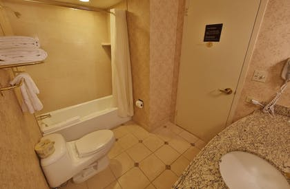 Bathroom | Harrah's Resort Atlantic City