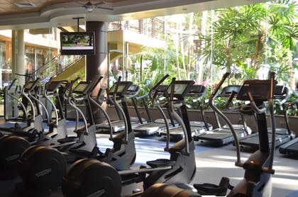 Fitness Facility | Harrah's Resort Atlantic City