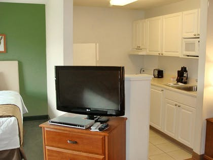 Guestroom | Extended Stay America Pittsburgh - Airport