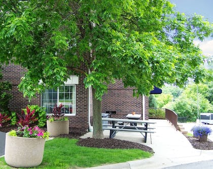 Terrace/Patio | Extended Stay America-Minneapolis-Eden Prairie-Technology Dr