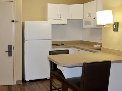 In-Room Kitchen | Extended Stay America San Jose - Downtown