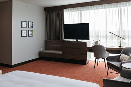 Room | Revel Hotel Des Moines Urbandale, Tapestry Collection by Hilton